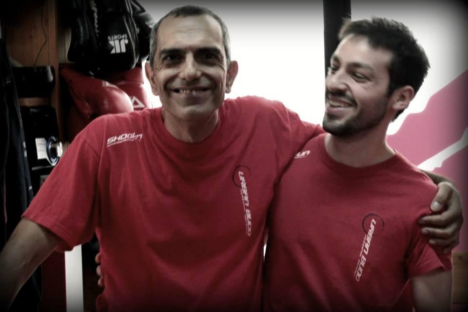 Eugenio Credidio e Maurizio Zuppa