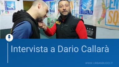 Qualche giorno fa ho avuto il piacere di intervistare Dario Callarà, personaggio tanto discusso della mondo della Difesa Personale in Italia. Ecco cosa ne è venuto fuori